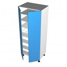Laminex 16mm ABS - Pantry Cabinet - 2 Doors - Suit Internal Drawers