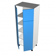 Painted - Tall Cabinet - 4 Doors