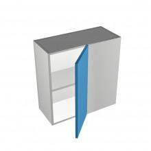 Raw MDF - Overhead Cabinet - Blind Corner - 1 Door - Hinged Right