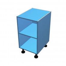 Stylelite Acrylic - Floor Cabinet - Solid Top - Colour Board
