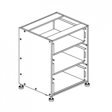 Hafele Cabinet - 600mm - 3 Drawers