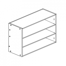 Hafele Cabinet - 450mm - Wall