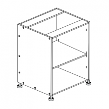 Hafele Cabinet - 600mm - Base
