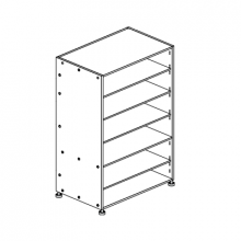 Hafele Cabinet - 900mm - Pantry