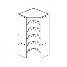 Hafele Cabinet - 1010mm - Corner Pantry
