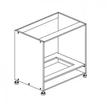 Hafele Cabinet - 600mm - Oven Base