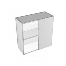 Carcass Only - Overhead Cabinet - Blind Corner - Left Hand Opening