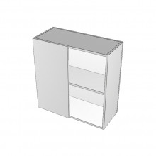 Carcass Only - Overhead Cabinet - Blind Corner - Right Hand Opening