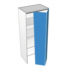 Polytec 16mm ABS - Pantry Cabinet - Hafele Bi-fold - 2 Doors - Hinge Right