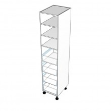Carcass Only - Pantry Cabinet - Suit Internal Drawers