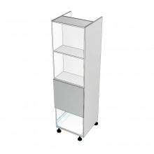 Carcass Only - Walloven Cabinet - 1 Drawer (Blum)