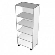 Laminex 16mm ABS - Wardrobe Cabinet - Adjustable Shelves