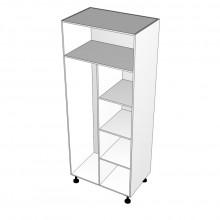 Wardrobe Cabinet - Hanging Space Left