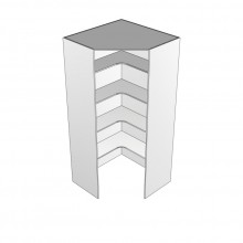 Carcass Only - Pantry Cabinet - Corner - (Walk in)