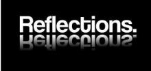 Reflections Splashback - 3100mm x 748mm