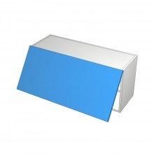 Stylelite Acrylic - Overhead Cabinet - Lift Up - 1 Door