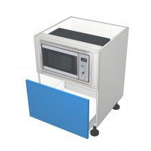 Painted - Appliance Cabinet - Microwave Box - Drawer (Finista Swift)