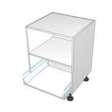 Carcass Only - Appliance Cabinet - Microwave Box - Drawer (Blum)