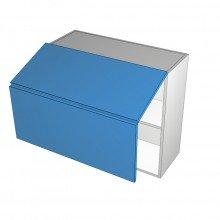 Laminex 16mm ABS - Overhead Cabinet - Aventos HF - 2 Doors