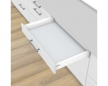 Blum - 84mm Std - Tip On Runners - 400mm
