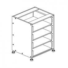 Hafele Cabinet - 450mm - 4 Drawers