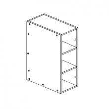 Hafele Cabinet - 400mm - Wall