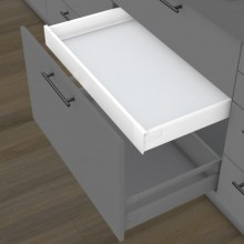 Finista Internal Drawer - 96mm Std - 500mm