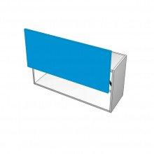 Formica 16mm ABS - Overhead Cabinet -  Aventos HL Lift Up - 1 Door