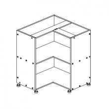 Profile Range - 900mm - Base Corner Cabinet