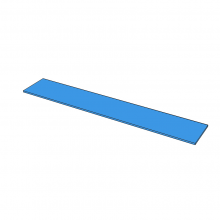 Polytec - 3600 x 600 - Cut To Size