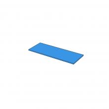 Evostone Benchtop - 3600 x 610 - Blank Only
