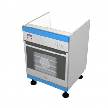 Polytec 16mm ABS - Under Bench Oven Cabinet