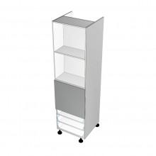 Carcass Only - Walloven Cabinet - 3 Drawers (Blum Legrabox)