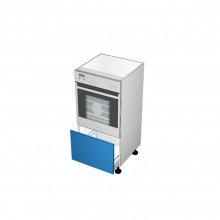 Polytec 16mm ABS - Walloven Cabinet - 1 Drawer (Blum)