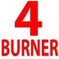 4 Burner Barbecue