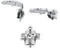 Corner Door Hinge Set