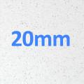 Crystal Creamy - Gloss Finish - Essential Range 20mm