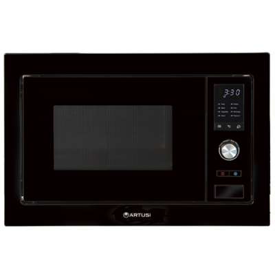 28L Black Glass Microwave - ARTUSI AMG28TKB